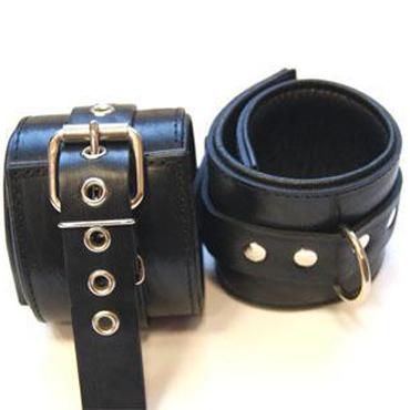 Podium Наножники неподшитые, черные Декорированы металлическими заклепками baile taylor анальная пробка с вибрацией
