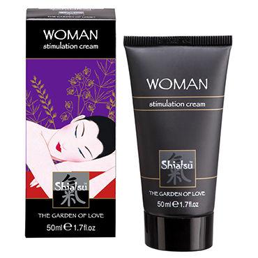 Shiatsu Geishas Dream, 50 мл Стимулирующий крем для женщин shiatsu гель для ванны и душа с ароматом дикой орхидеи 400 мл