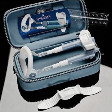 MaleEdge Basic Устройство для увеличения пениса, базовая комплектация joydrops penis enlargement 100 мл для увеличения пениса