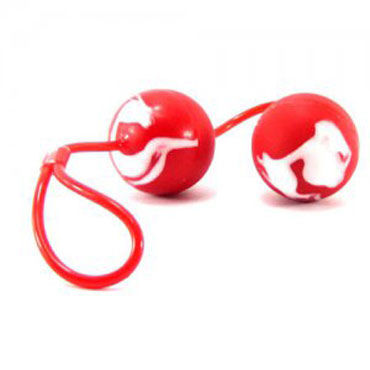 Gopaldas Duo Balls Вагинальные шарики gopaldas dacilating duo balls racing