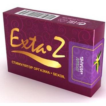 Desire Exta-Z, 1,5мл Интимное масло с ароматом иланг-иланга клиторальный стимулятор venus penis