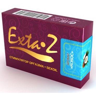 Desire Exta-Z, 1,5мл Интимное масло с ароматом кокоса ф desire массажное масло 150 vk