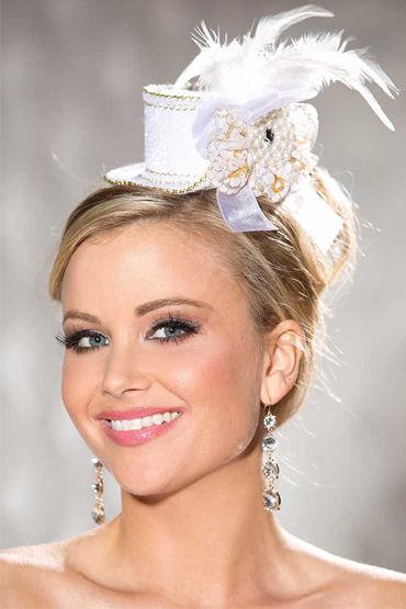 Shirley шляпка С перьями shirley корсет розовый на молнии с вязаными оборками