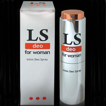 Bioritm Lovespray Deo, 18 мл Интим-дезодорант для женщин geparlys парфюмированный дезодорант для женщин deo pure crystal линии karen low 200 мл
