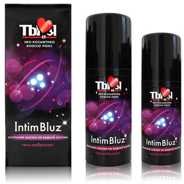 Bioritm Intim Bluz, 20 мл Анальная смазка на водной основе силиконовые накладки на грудь 46