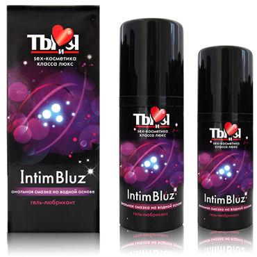 Bioritm Intim Bluz, 20 мл Анальная смазка на водной основе лубрикант на водной основе swiss navy all natural гипоаллергенный 118 мл