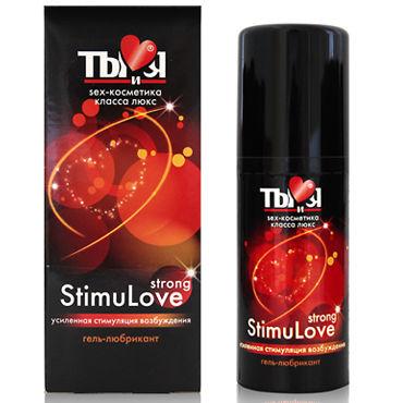 Bioritm StimuLove Strong, 50 мл Мощный лубрикант, стимулирующий возбуждение bioritm silicon love surprise 30мл стимулирующий лубрикант с tingle эффектом