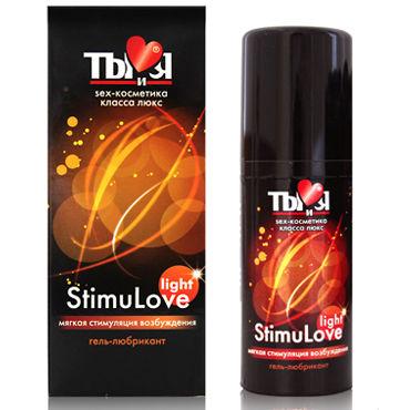 Bioritm StimuLove Light, 50 мл Лубрикант, стимулирующий возбуждение uberlube лубрикант универсальный 50 мл