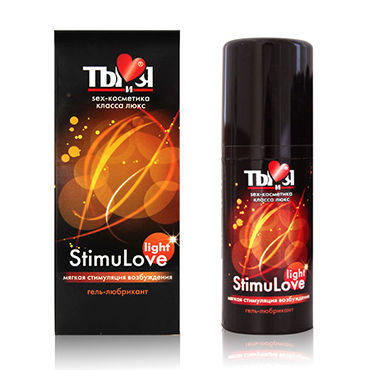 Bioritm StimuLove Light, 20 мл Лубрикант, стимулирующий возбуждение bioritm intim classic 60 мл с алое вера и витамином е
