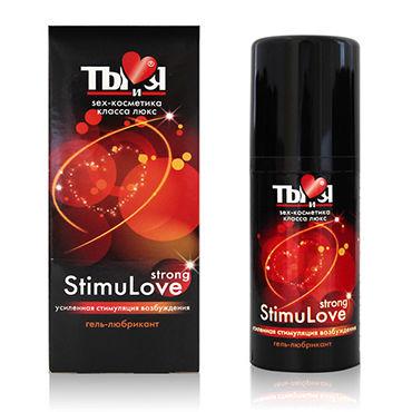 Bioritm StimuLove Strong, 20 мл Мощный лубрикант, стимулирующий возбуждение bioritm silicon love surprise 30мл стимулирующий лубрикант с tingle эффектом