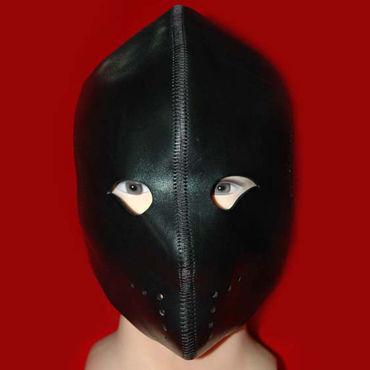 Beastly Гладиатор-1, черный Шлем закрытый на шнуровке гель лубрикант для секс игрушек на водной основе flutschi toy gel gleit gel 200 мл