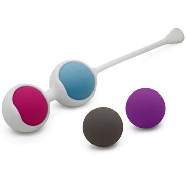 Romant Mini, разноцветный Комплект вагинальных шариков baile orgasmic ball набор вагинальных шариков