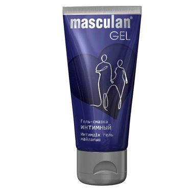 Masculan Интимный, 50 мл Увлажняющий лубрикант sagami 6 fit v premium 12шт презервативы супер облегающие латекс 0 06 мм