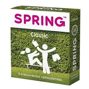 Spring Classic Презервативы классические e46320 dgrjdxt no a331 en