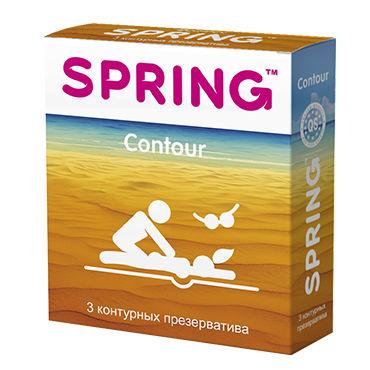 Spring Contour Презервативы анатомической формы г spring classic