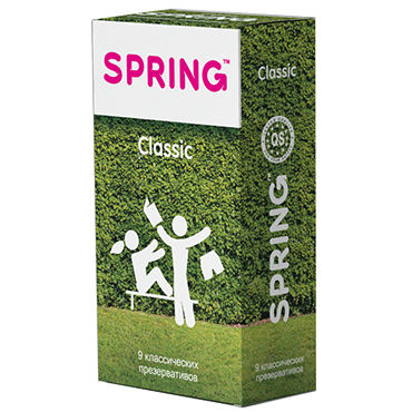 Spring Classic Презервативы классические body contouring spring tx
