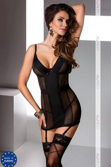 Casmir Harriet, черная Сорочка и трусики сорочка casmir ashley l xl