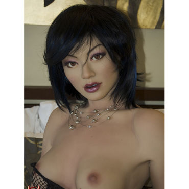 Real Doll Sinthetics Kimiko 1B Реалистичная секс-кукла real doll sinthetics kimiko 1b реалистичная секс кукла