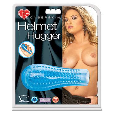 Topco TLC Helmet Hugger Компактный мастурбатор topco penthouse heather vandeven мастурбатор вагина