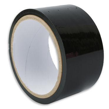 Пикантные штучки Липкая лента, черная Не липнет к волосам пикантные штучки набор манжет для рук и ног