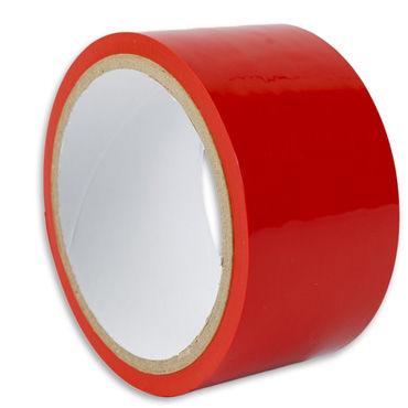 Пикантные штучки Липкая лента, красная Не липнет к волосам пикантные штучки набор для бдсм маска и кляп