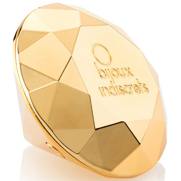 Bijoux Indiscrets Twenty One Vibrating Diamond Изысканный вибратор baile mini love egg виброяйцо необычной формы