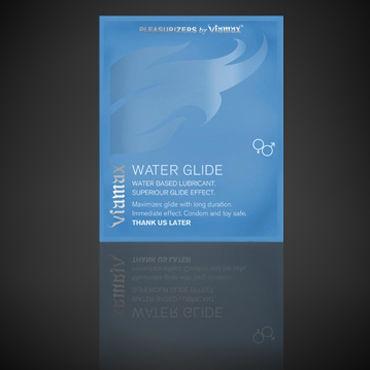 Viamax Water Glide, 3 мл Увлажняющая смазка viamax tight gel 2 vk 8