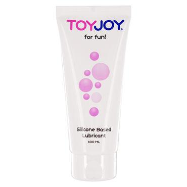 Toy Joy Lube Silicone Based, 100 мл Лубрикант на силиконовой основе vizit overture aroma презервативы цветные ароматизированные