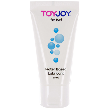 Toy Joy Waterbased Lubricant, 30 мл Лубрикант на водной основе just glide waterbased 20 мл на водной основе