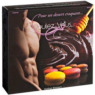 Voulez-Vous... Gift Box Desserts Набор для массажа или прелюдии фанты масло в огонь серия рецепты страсти