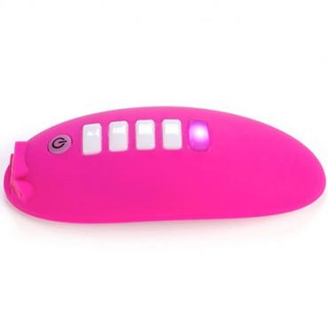 OhMiBod LightShow, розовый Вибратор со световыми эффектами odeco music bluetooth