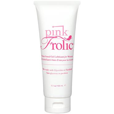 Pink Frolic Lubricant, 100 мл Гель-лубрикант для женщин с возбуждающие средства для женщин другой