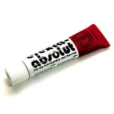 Inverma Erekta Absolut, 18 мл Мужской возбуждающий гигиенический крем крем madame orgasm cream 18ml