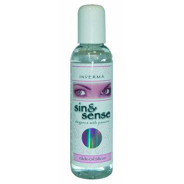 Inverma Sin&Sense Oil Silicone, 150 мл Универсальное масло на силиконовой основе популярные товары для взрослых inverma