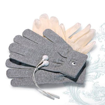 Mystim Magic Gloves Перчатки для чувственного электромассажа л loverspremium o pal selene фиолетовый