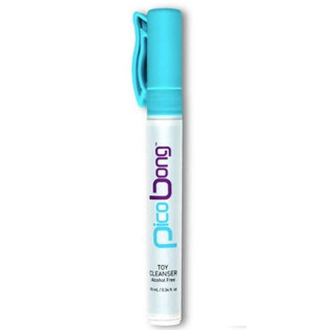 PicoBong Toy Cleanser, 10 мл Антисептическое средство с распылителем увеличитель пениса developee