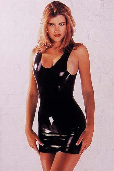 Sharon Sloane мини-платье Обтягивающий силуэт легинсы sharon sloane latex leggings small цвет черный