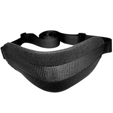 Sex & Mischief Sex Sling Classic Система ремней для поддержания ног sex mischief satin blindfold серый