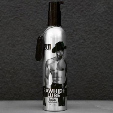 Tom of Finland Rawhide Lube, 236 мл Лубрикант с запахом кожи анальный вибратор tom of finland гладкий