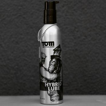 Tom of Finland Hybrid Lube, 236 мл Лубрикант на водно-силиконовой основе лубрикант для анального секса tom of finland 240 мл