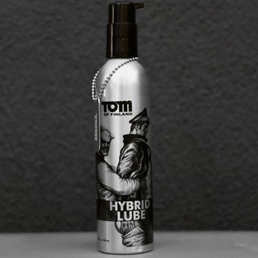 Tom of Finland Hybrid Lube, 236 мл Лубрикант на водно-силиконовой основе shirley of hollywood украина