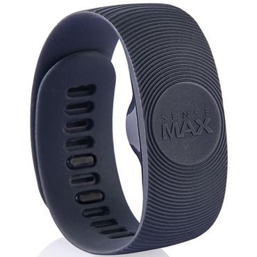 SenseBand, черный Интерактивный браслет для мастурбации obsessive spicy set кружевной комплект черный трусики манжеты и повязка на глаза