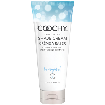 Classic Erotica Coochy Oh So Smooth Shave Cream Be Original, 370 мл Увлажняющий комплекс ароматизированный lifestyles original