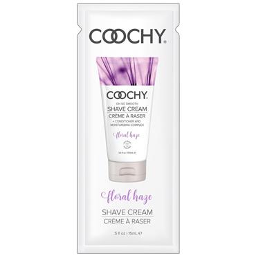 Coochy Oh So Smooth Shave Cream Floral Hazel, 15 мл Увлажняющий комплекс ароматизированный увлажняющий комплекс coochy floral hazel 213 мл