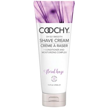 Classic Erotica Coochy Oh So Smooth Shave Cream Floral Hazel, 213 мл Увлажняющий комплекс ароматизированный увлажняющий комплекс coochy floral hazel 213 мл