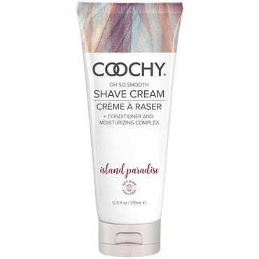 Classic Erotica Coochy Oh So Smooth Shave Cream Island Paradise, 370 мл Увлажняющий комплекс ароматизированный