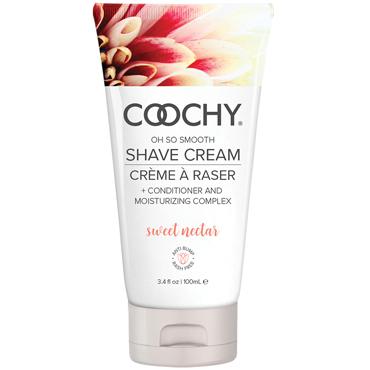 Classic Erotica Coochy Oh So Smooth Shave Cream Sweet Nectar, 100 мл Увлажняющий комплекс ароматизированный увлажняющий комплекс coochy be original 15 мл