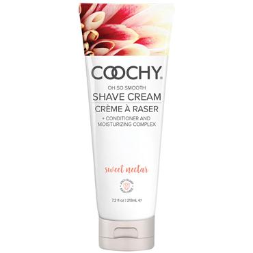 Classic Erotica Coochy Oh So Smooth Shave Cream Sweet Nectar, 213 мл Увлажняющий комплекс ароматизированный увлажняющий комплекс coochy floral hazel 213 мл