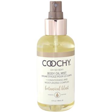 Coochy Body Oil Mist Botanical Blast, 118 мл Увлажняющее масло с феромонами system jo gelato mint chocolate 30 мл лубрикант на водной основе со вкусом мятный шоколад