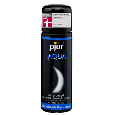 Pjur Aqua, 30 мл Сверхмягкий увлажняющий лубрикант pjur superhero lubricant 100 мл лубрикант усиливающий эрекцию